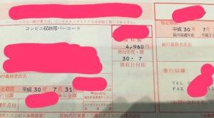 国民健康保険料未納。催促状届く→無視→催促電話が来たまとめ。