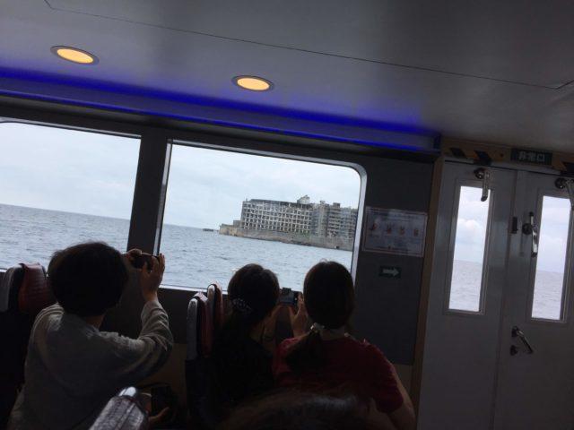 【体験談】軍艦島クルージング周遊ツアーレポート【長崎観光おすすめ】