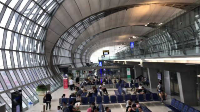 スワンナプーム国際空港でJALサクララウンジ使ってみたレポート!