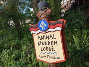 【WDW旅行】アニマルキングダムロッジ泊まってみたので全力で紹介。