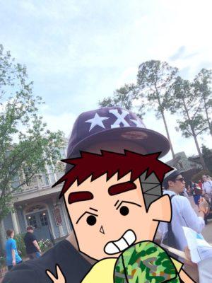 WDWでタワーオブテラーで帽子紛失→ミッキーネットの神対応で感動!