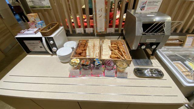 【朝食ビュッフェ編】ベッセルホテルカンパーナ沖縄宿泊レポ