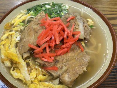 やんばる食堂 沖縄そば 観光グルメ
