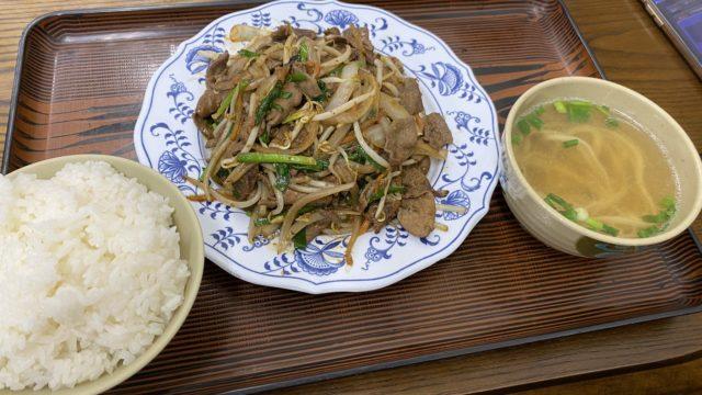 【THE食堂感】やんばる食堂でモリモリ沖縄そば食べてきた。in那覇