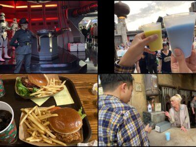 WDW 旅行記 思い出 ハリウッドスタジオ バックロットバーガー