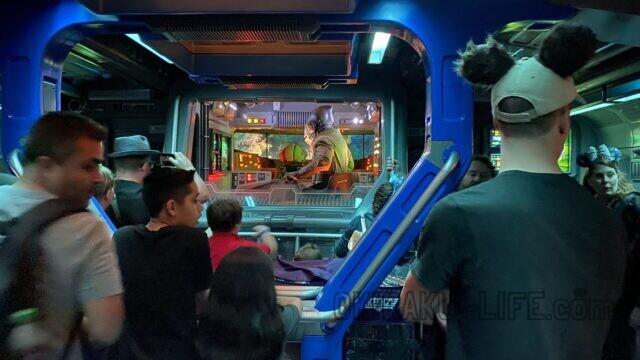 WDW 旅行記 思い出 ハリウッドスタジオ スターウォーズ ライズオブレジスタンス