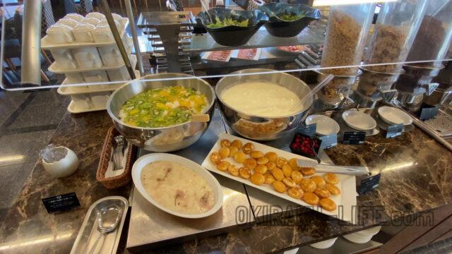 横浜アパホテル リゾート ベイタワー 朝食バイキング ビュッフェ