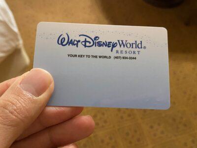 マジックバンド 忘れた カードキー