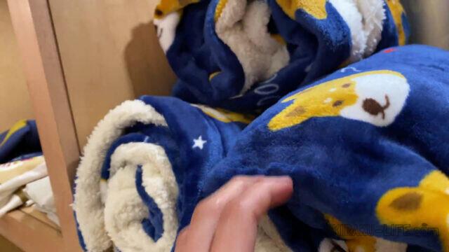 エプコット 年越し WDW 着る毛布