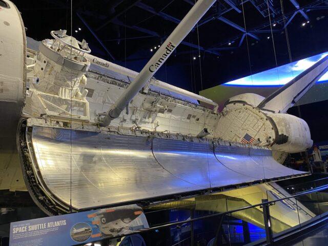 【WDW旅行記28】ケネディ宇宙センターツアーへ遊びに行った