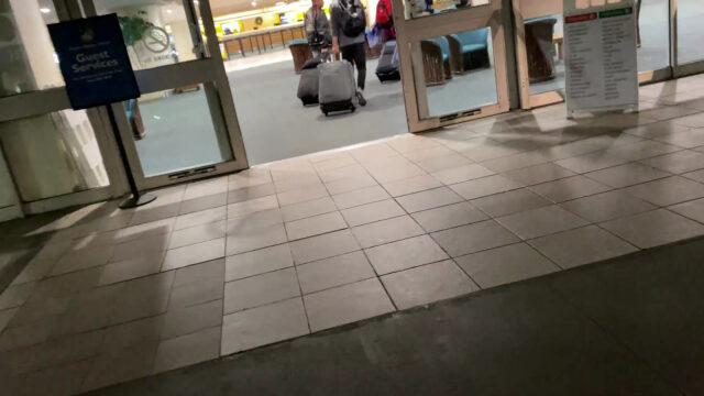 オーランド空港 マジカルエクスプレス WDW 旅行記 manchu wok